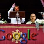 Was Google und der Papst gemeinsam haben