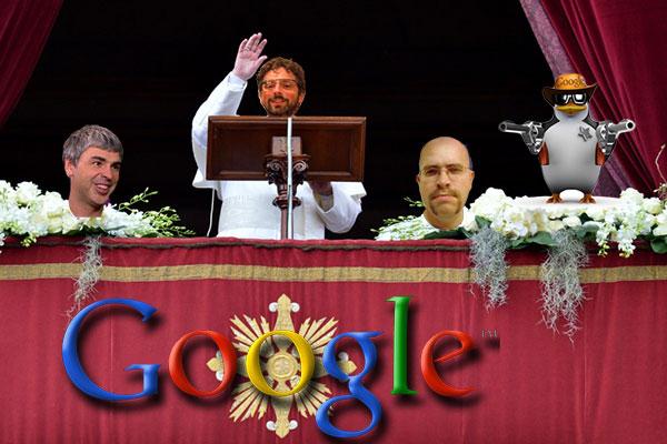Google Religion Papst