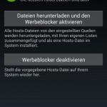 App aktiv